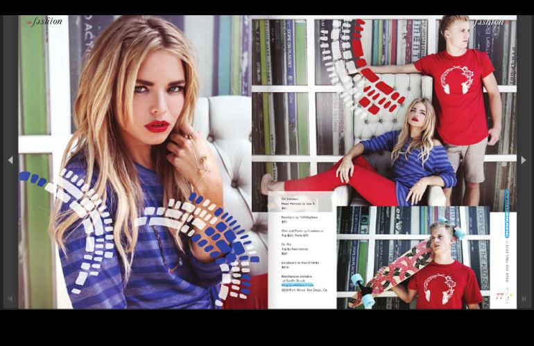 Kiersten Hall - Otto Models Los Angeles