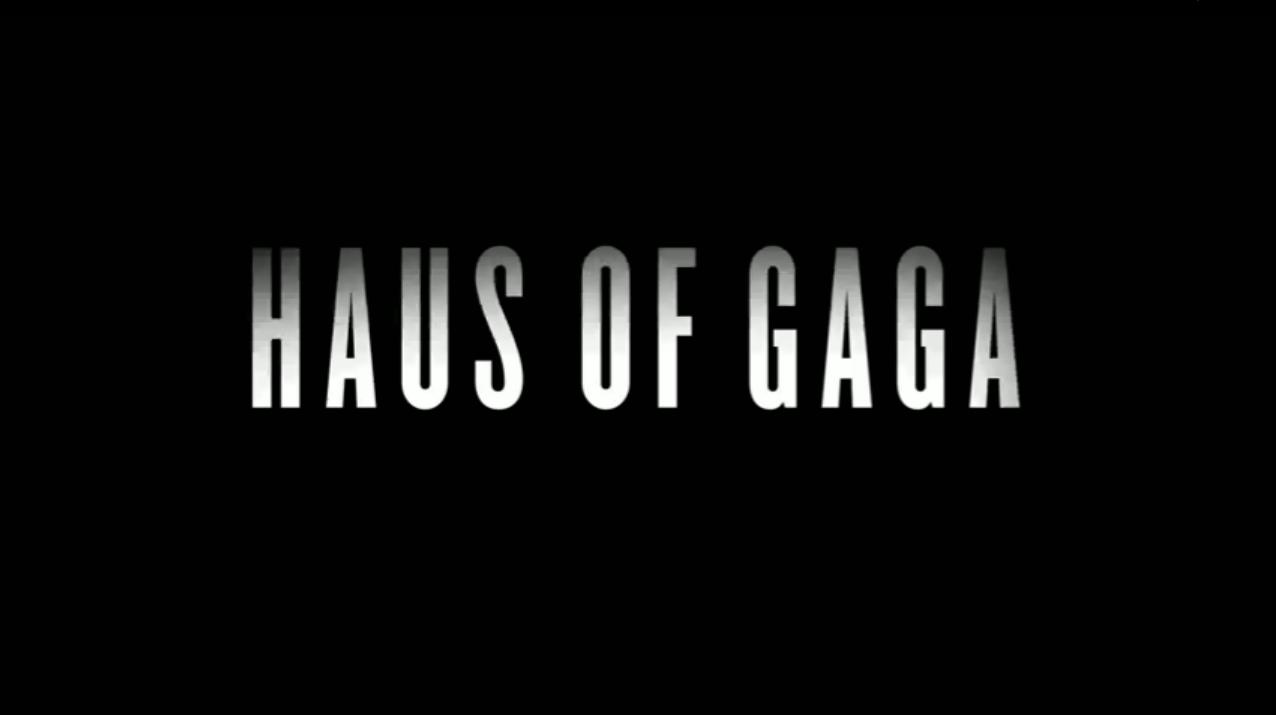 Music Video Lady GaGa G.U.Y Art Pop