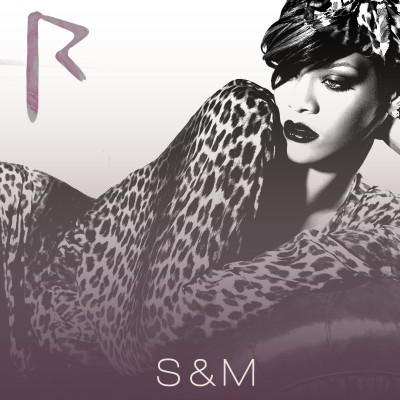 Rihanna S & M music video
