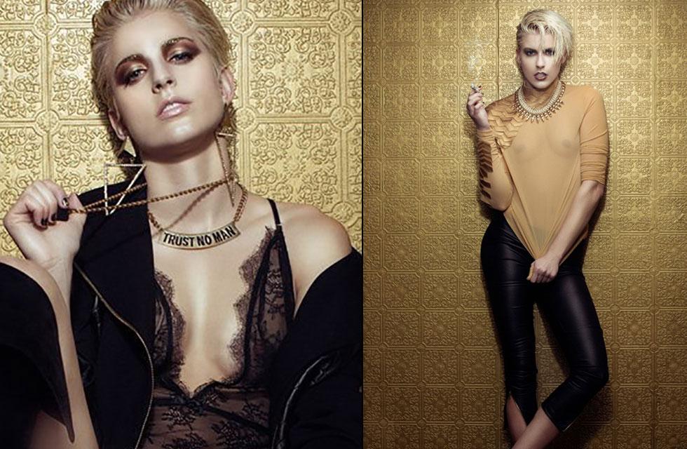 Alexandra Hepfinger - Otto Models