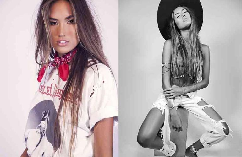 Danielle Fisser Otto Models Los Angeles Agency