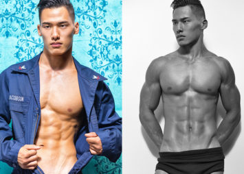 WILSON LAI Otto Models Los Angeles Modeling Agency