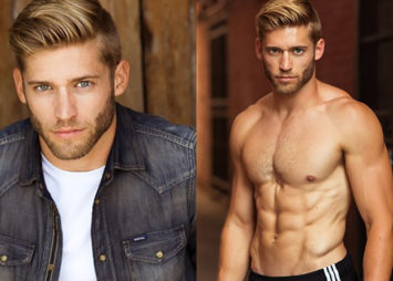 GREG CHAUVIN Otto Models Los Angeles Modeling Agency