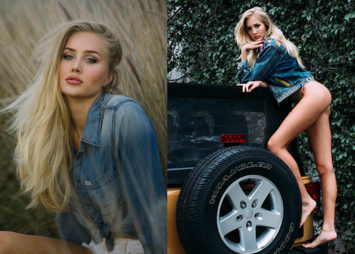 SARAH SINCLAIR Otto Models Los Angeles Modeling Agency
