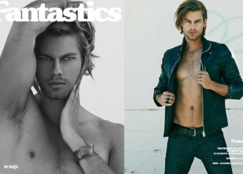 ALEXANDER KJELLEVIK - Otto Models Los Angeles Modeling Agency
