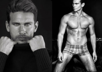 ALEXANDRE LYSIAK Otto Models Los Angeles Modeling Agency