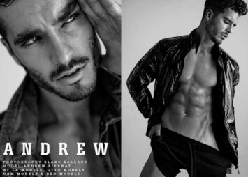 ANDREW BIERNAT - OTTO MODELS Los Angeles