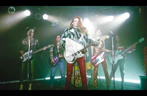 Blow Music Video Model Cherish Waters - Los Angeles