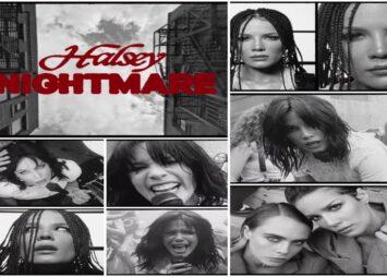 Halsey Nightmare Music Video