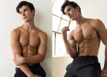 MICHAEL McBRIDE - OTTO MODELS Los Angeles Modeling Agency