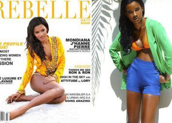 MONDIANA J'HANNE PIERRE - OTTO MODELS Los Angeles Modeling Agency