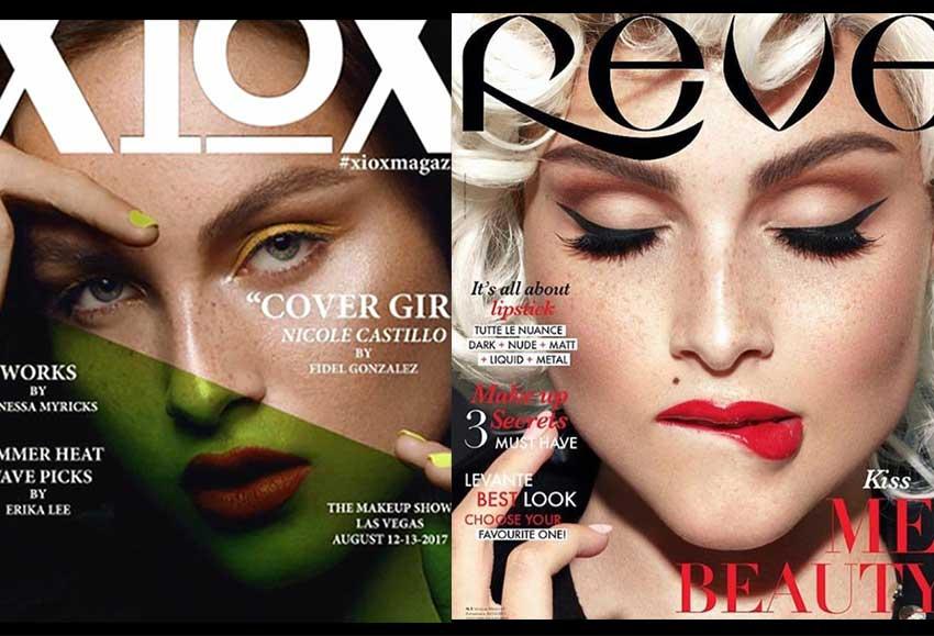 Cover Girl - Nicole Castillo - Otto Models Los Angeles