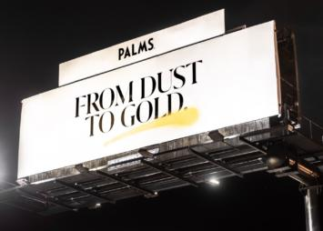 PALMS CASINO LAS VEGAS - From Dust to Gold