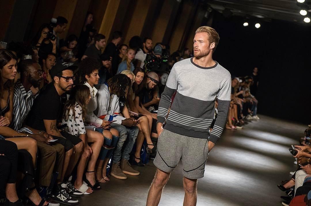 Rhett Wellington for Grungy Gentleman New York Fashion Week