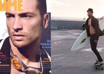 RICARDO SANTOS Otto Models Los Angeles Modeling Agency