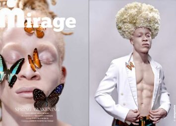 STEVE NWACHUKWU - OTTO MODELS Los Angeles Modeling Agency