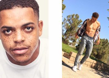 WILLIE PHILLIPS - OTTO MODELS Los Angeles Modeling Agency