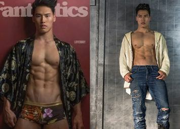 WILSON LAI - Otto Models Los Angeles Modeling Agency