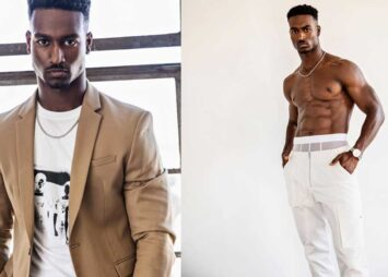 YAMEN SANDERS - OTTO MODELS Los Angeles Modeling Agency